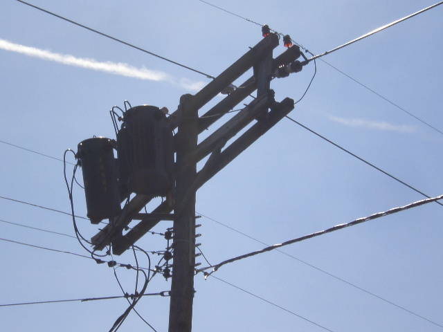 Insulators in Service > Armstrong CD 216s still in the air
