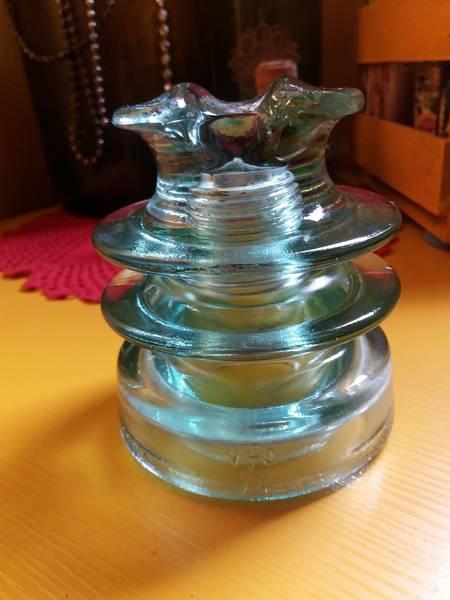 General > Brazilian Glass Insuator