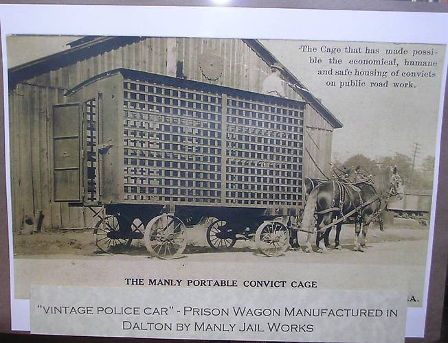 Insulator Shows > Manly Jail Works, their 1800's